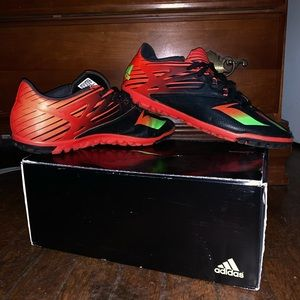Used Messi indoor/ turf shoes